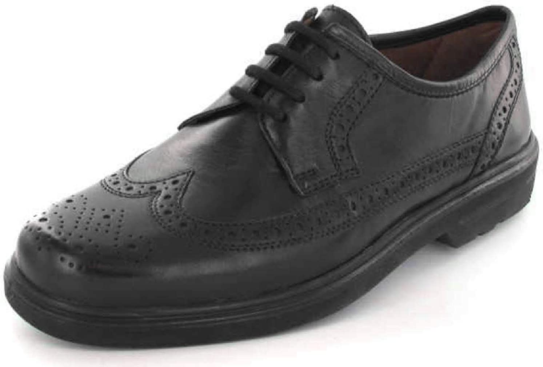 Sioux PACCO, Men's Oxfords Shoes, Black