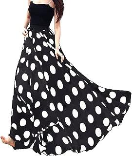 Best polka dot skirt maxi Reviews