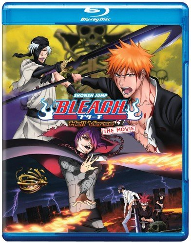 Bleach the Movie 4: Hell Verse (BD) [Blu-ray]