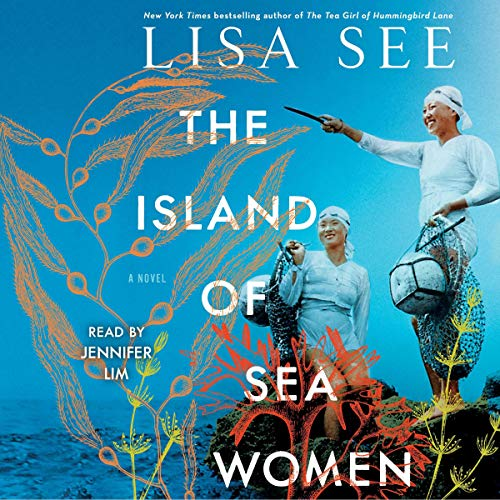 The Island of Sea Women audiobook cover art
