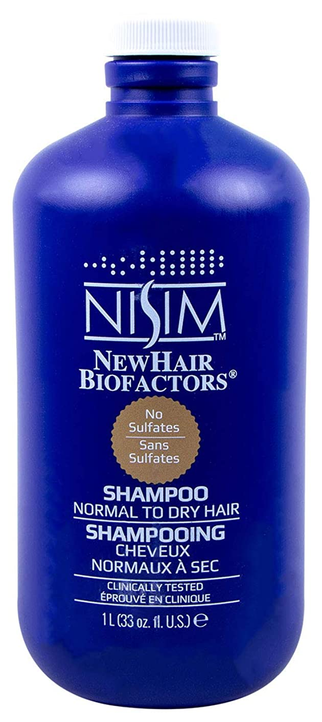 震え暴行木材ニシム No Sulfates Shampoo (For Normal to Dry Hair) 1000ml