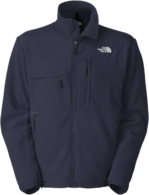The North Face Denali Fleece Jacket - Men's Recycled Cosmic Blue/Cosmic Blue, S
