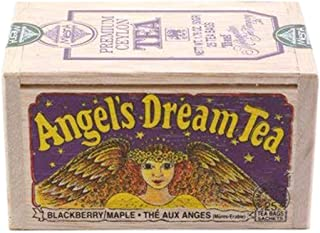 Angel's Dream Tea, 25 bags in a decorative wooden box