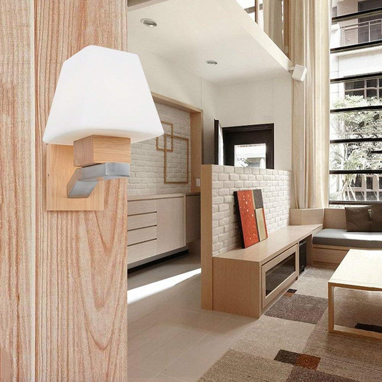 MDD Helles, massives Holz Modern Minimalistisches Schlafzimmer Arbeitszimmer Nachtkorridor Korridor Halle Persnlichkeit Kunstwand Gesund und umweltfreundlich Schützen Sie die Augen,1