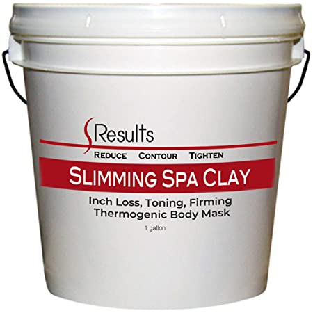 Spa Clay (Sea Clay) Slimming Body Wrap Formula - 1 gallon