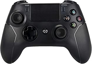 Controller for PS4 - OUBANG PS4 Wireless Remote for Playstation 4 Controller, 2019 PS4 Remote Control with Double Vibratio...