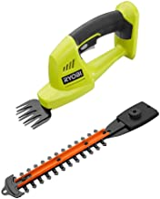 Ryobi P2900B ONE+ 18-Volt Lithium-Ion Cordless Grass Shear and Shrubber - Battery and Charger Not Included