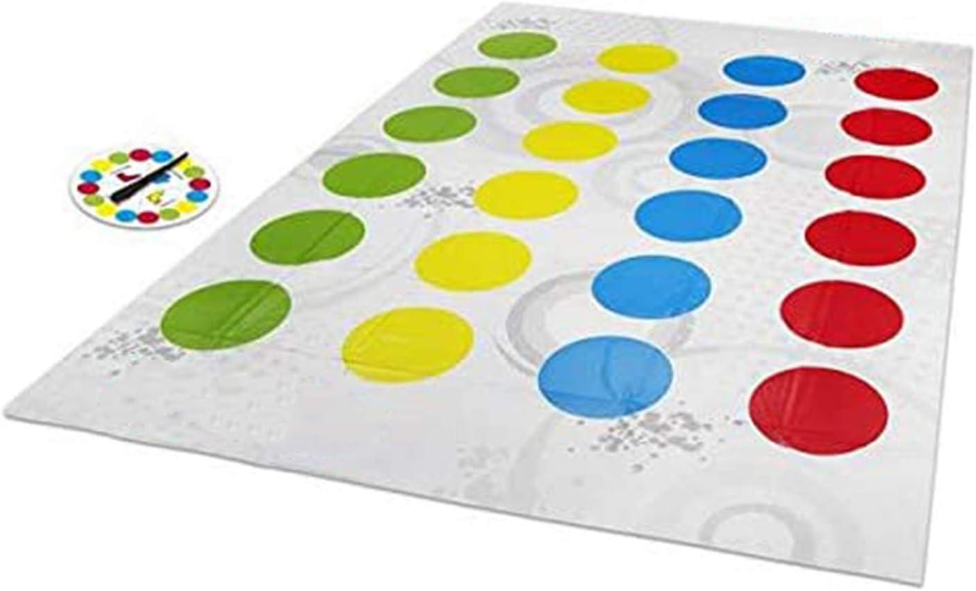 Twister Manta De Picnic, Twister Ultimate Mat Más Grande,Más Manchas De Colores,Juguetes De Aprendizaje Para Niños Juego De Fiesta Familiar Para Adultos Picnic Deporte Al Aire Libre Juguete De Regalo