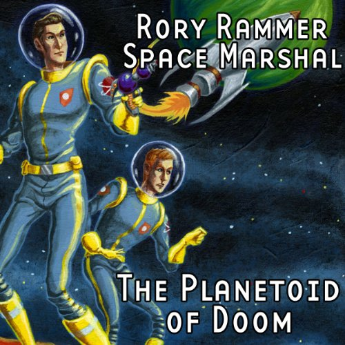 The Planetoid of Doom (Dramatized) audiobook cover art