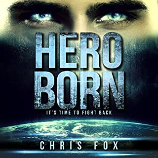 Hero Born audiobook cover art