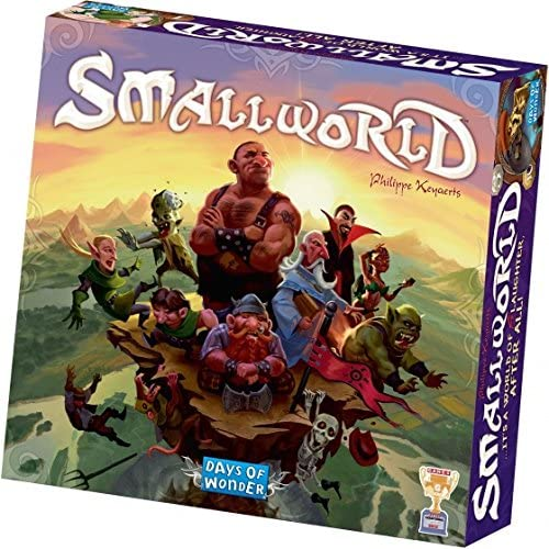Brettspiel Small World