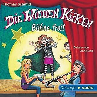 Bühne frei!     Die Wilden Küken 7              Autor:                                                                                                                                 Thomas Schmid                               Sprecher:                                                                                                                                 Anne Moll                      Spieldauer: 3 Std. und 41 Min.     9 Bewertungen     Gesamt 4,8