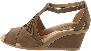 Earth Women's, Curvet Wedge Heel Sandals