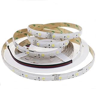 LEDENET Super Bright Waterproof IP65 RGBW LED Flexible Strip Lights 5050 Multi-colors Lighting Kit 5M 360LEDs/roll LED Christmas Twinkle Lamps