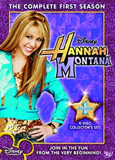 Hannah Montana - Season 1 - Complete [DVD] (B001D07QOE) | Amazon price tracker / tracking, Amazon price history charts, Amazon price watches, Amazon price drop alerts