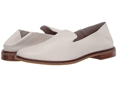 Sperry Seaport Levy Smooth Leather (Ivory) Women