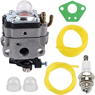 Replacement Carburetor for Troy-Bilt TB525CS TB525ES TB252ET String Trimmer