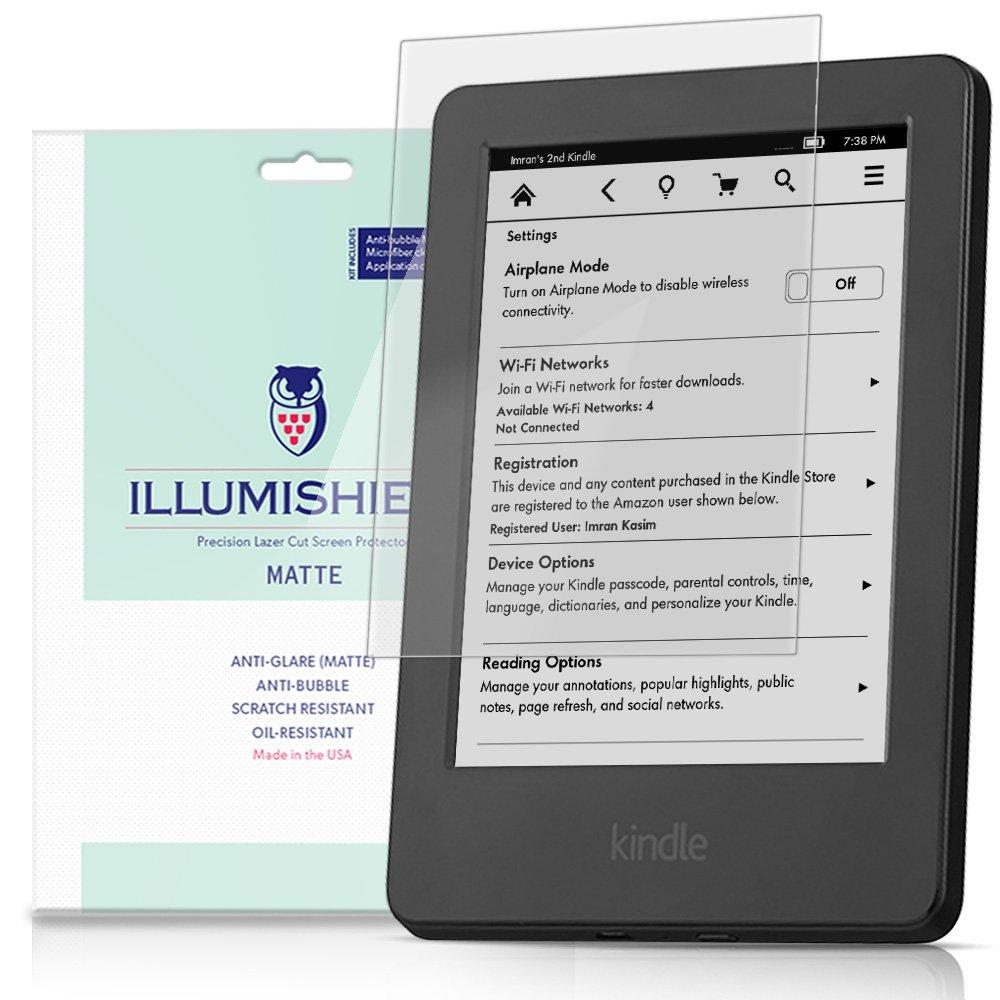 iLLumiShield Replacement Anti Glare Anti Bubble Anti Fingerprint