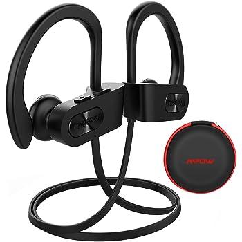 Mpow Flame 2 Bluetooth 5.0 Kopfhörer Sport Headset Stereo HD Mikrofon Headphones