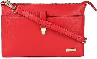 Vibrant Whimsies Sling Bag - Red