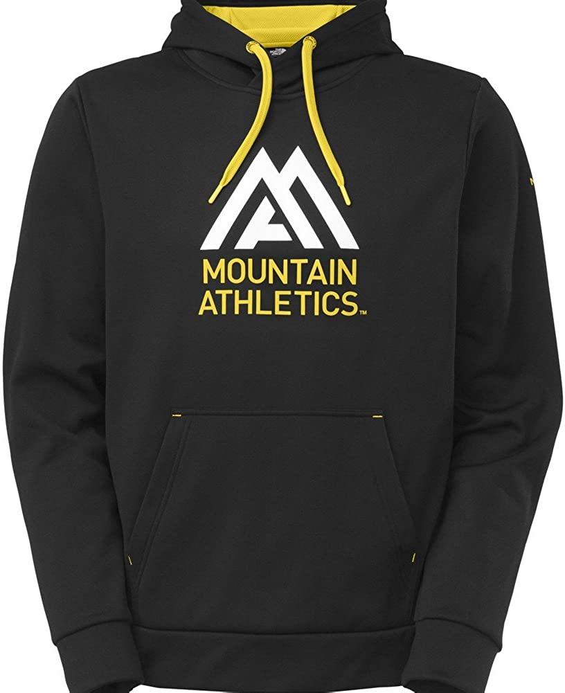safety The North Face Men's OFFicial mail order Mountain Hoodie Athletics Graphic Surgent