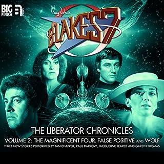 Blake's 7 - The Liberator Chronicles Volume 2 cover art