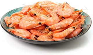IQF Shrimp Cooked Head On Medium (500 G) Seafood | Sweet Flavor | Firm Texture