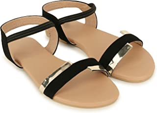TRIJECTRY Womens Flats and Sandals(TRF-001)
