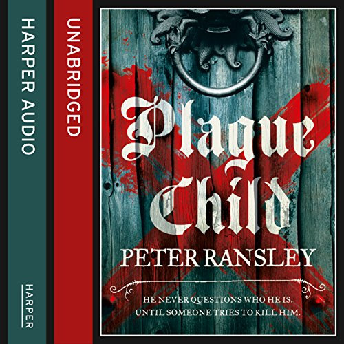 Plague Child cover art