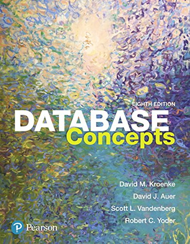 Database Concepts (8th Edition)