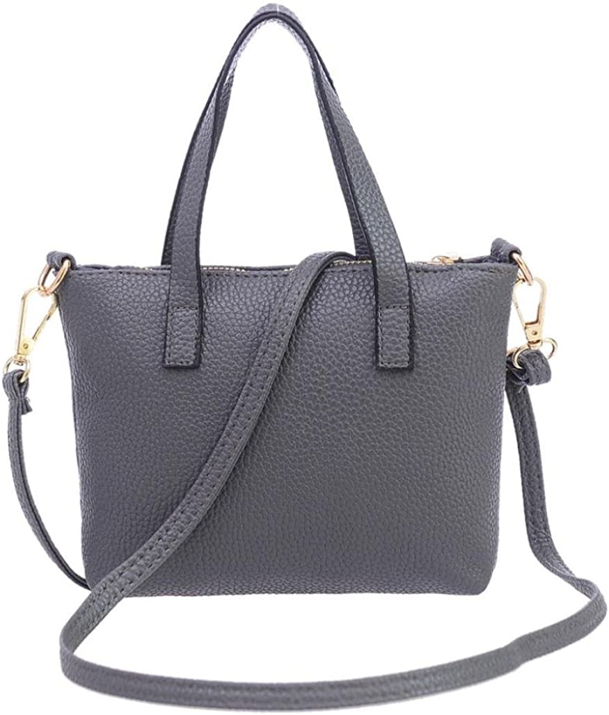 Women Love Bags,Fashion Charming Womens Small Cute Lovely Shoulder Bags Satchel Handbag Tote Hobo Messenger (Gray)
