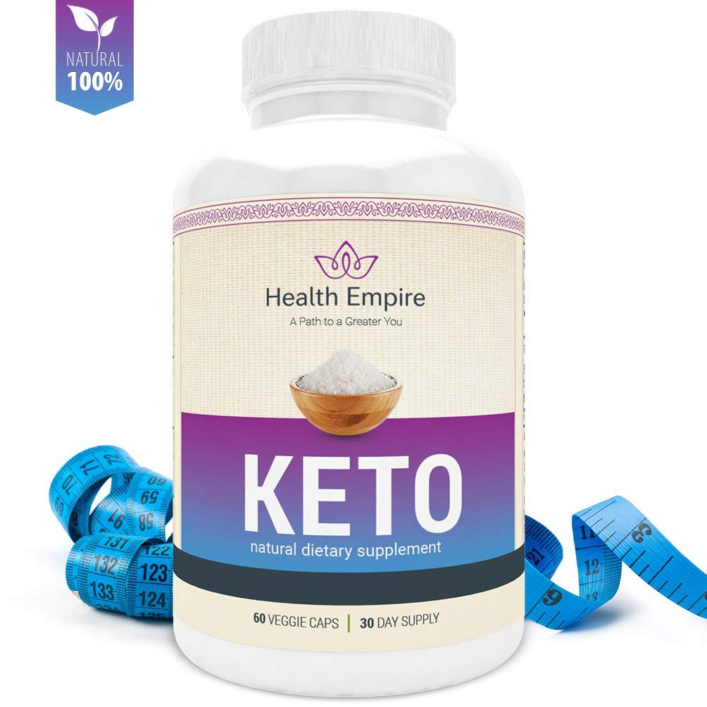 Keto Supplement 800mg For Ketogenic Weight Loss Diet 60 Keto Diet Pills Support Healthy Metabolism Increase