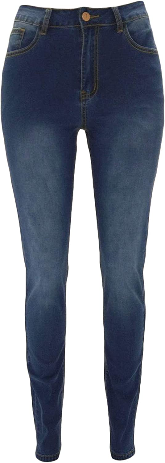 Andongnywell Women's Beauty products Butt-Lifting Jeans Deni High Waistwd Skinny Ranking TOP9