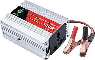 figatia 10~15V para 220V Inversor de Energia, Potência de Pico 300W Modificado Sine Wave Car Inverter, DC para Conversor d...