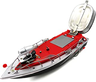 Fishing Sports & Entertainment Hot-ul Plug Boat Intelligent Wireless Electric Rc Fishing Bait Boat Remote Control Fish Finder Ship Searchlight Rc