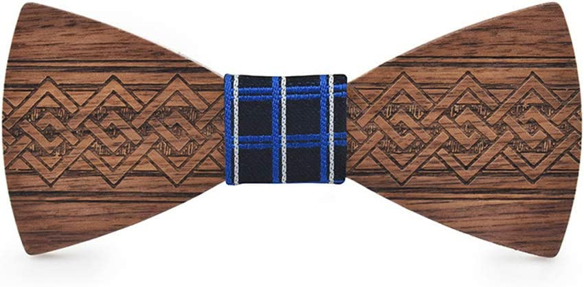 Wood Bow Ties Wooden Tie for Dedication Carved Men 70% OFF Outlet Chain Chinese Women