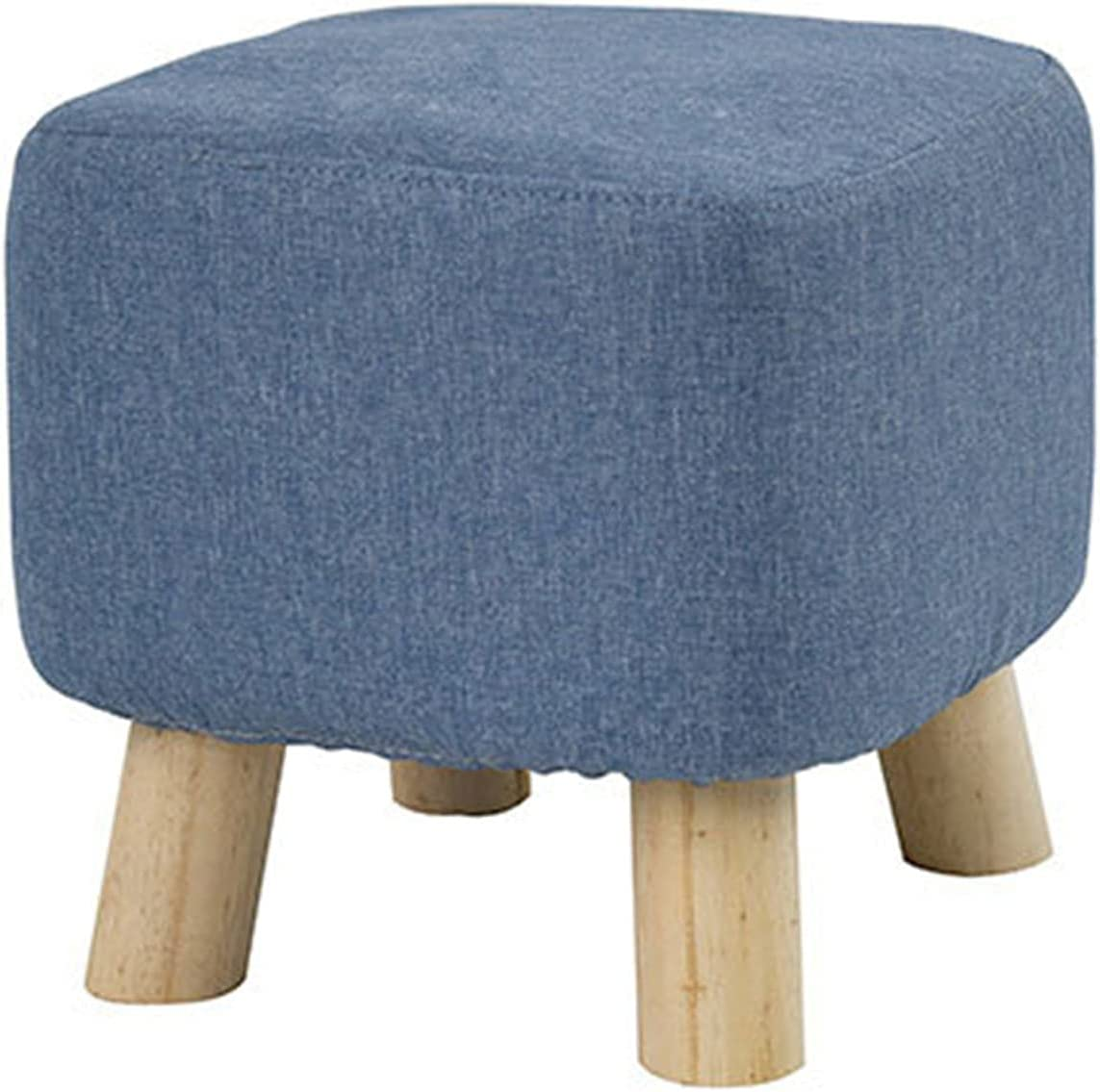 WXXSL Fabric 2021new High quality new shipping free Ottoman Removable Washable Cube Footstool Poc with