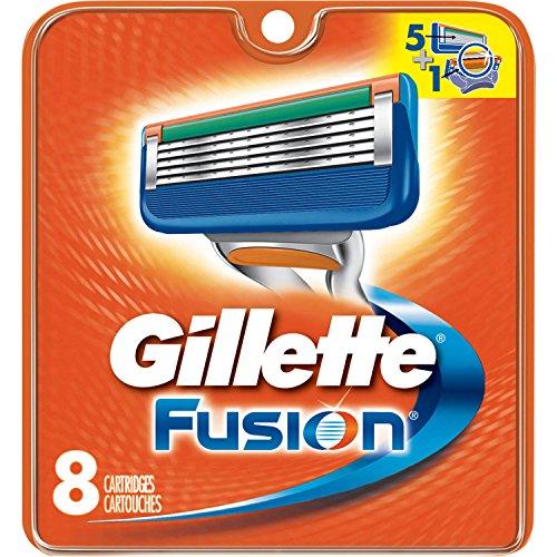 Price comparison product image Gillette Fusion5 Razor Blades - 8 Count