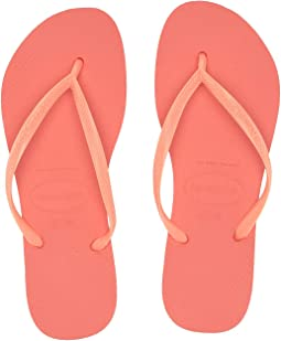 65521c24d412af Rose Gold 1. 95. Havaianas. Slim Crystal Poem Flip Flops.  42.00. 4Rated 4  stars4Rated 4 stars. Orange Cyber