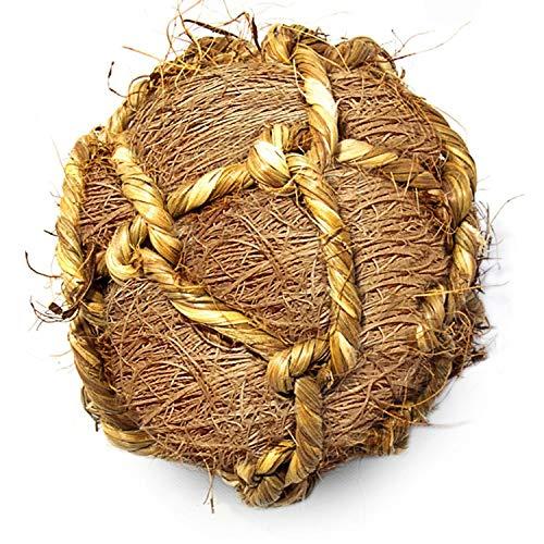 SunGrow Rabbit Teeth Coconut Fiber Ball, 2.5-3...