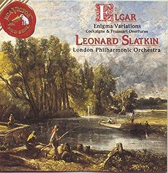Elgar: Enigma Variations/Cockaigne & Froissart Overtures