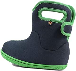 Bogs Outdoor Boots Boys Baby Solid Waterproof Insulated 72461I