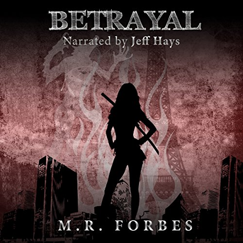 Betrayal cover art