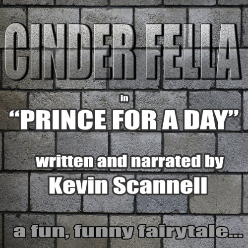 Cinder Fella audiobook cover art