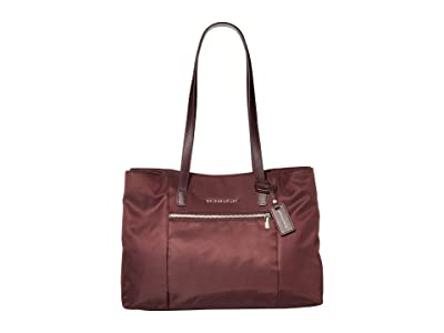 Briggs & Riley Essential Small Tote (Plum) Handbags