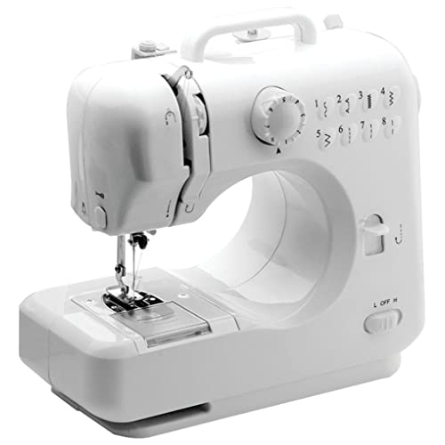 MICHLEY LSS-505 Lil Sew & Sew Multi-Purpose Sewing Machine with Built