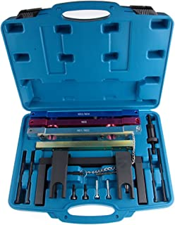 ECCPP Automotive Engines Camshaft Crankshaft Timing Alignment Locking Tools Kit Replace Fit for BMW N51 N52 N53 N54 N55 Engines