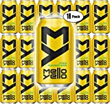 Mello Yello Soda Citrus, 12oz Can (Pack of 18, Total of 216 Oz)