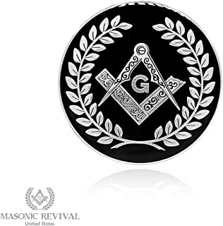Insignia Auto Car Decal Emblem by Masonic Revival