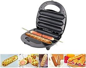 Portable Mini machine à chaud en acier inoxydable pour cuillères à griller, avec double rainure sur la surface en acier in...